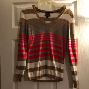 Adorable Striped Tommy Hilfiger Sweater